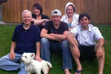 Mark McLeod Family